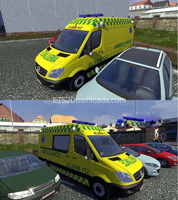 Danish-ambulance-ets2