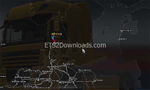 European-Union-Map-ETS2
