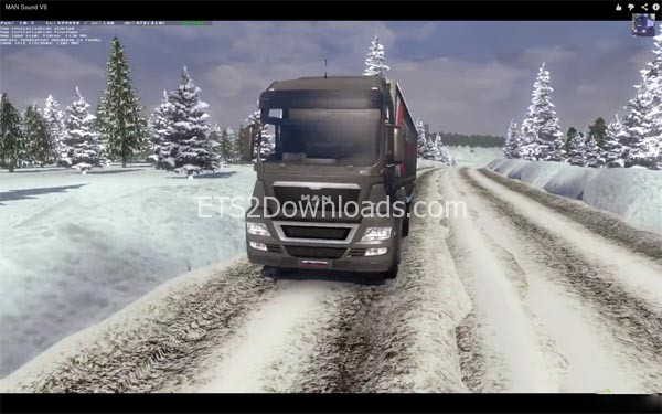MAN-Sound-V8-ETS2