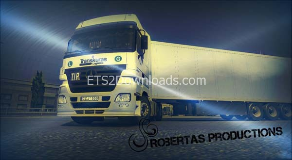 Mercedes-Actros-MP2-ETS2