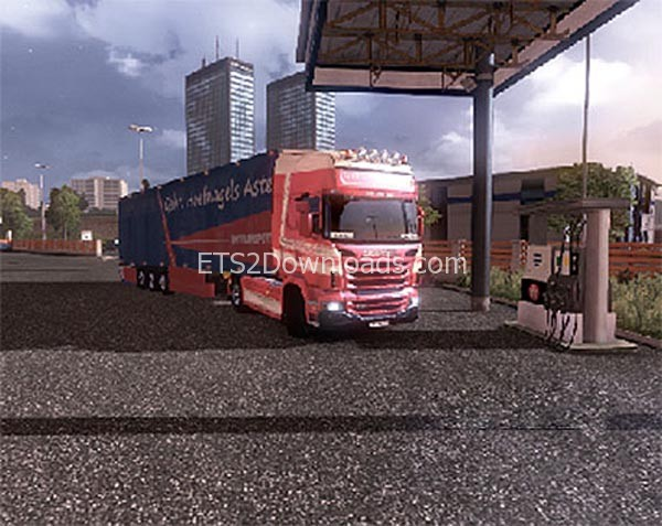 Scania-ETS2