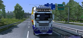 Sound and Horn for Scania V8
