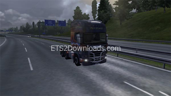 Show-Truck-Scania-Men-Power-ETS2-2