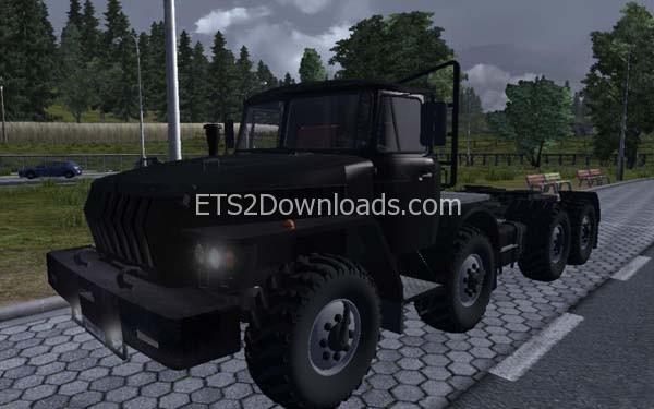 Ural-43202-ETS2