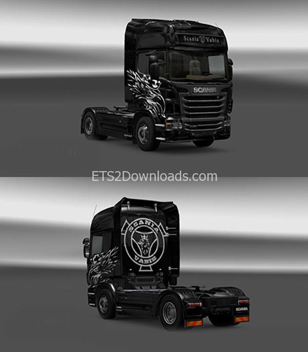 Vabis Skin for Scania
