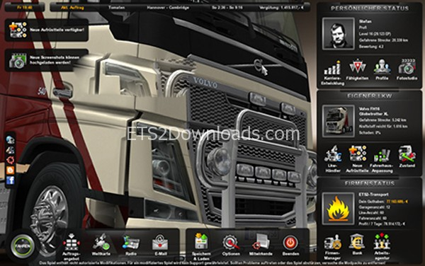 Ets 2 save game free download