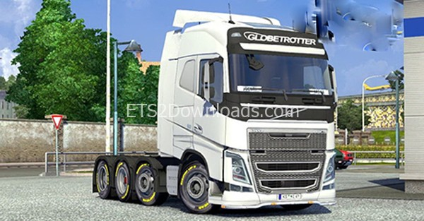 New Volvo FH 2013