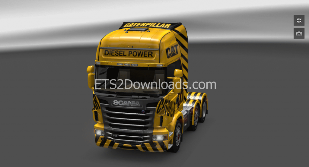 cat-skin-for-scania-ets2-1