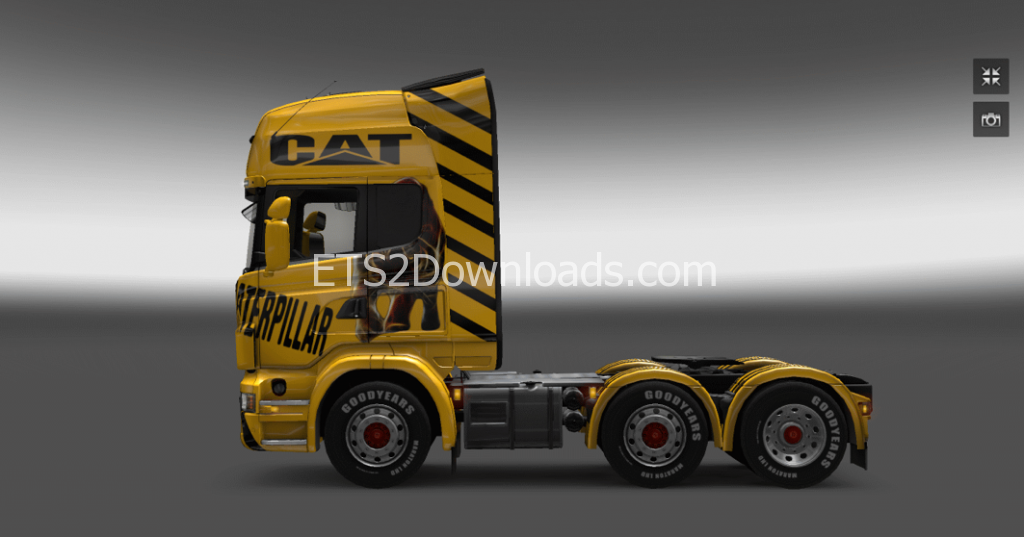 cat-skin-for-scania-ets2-2