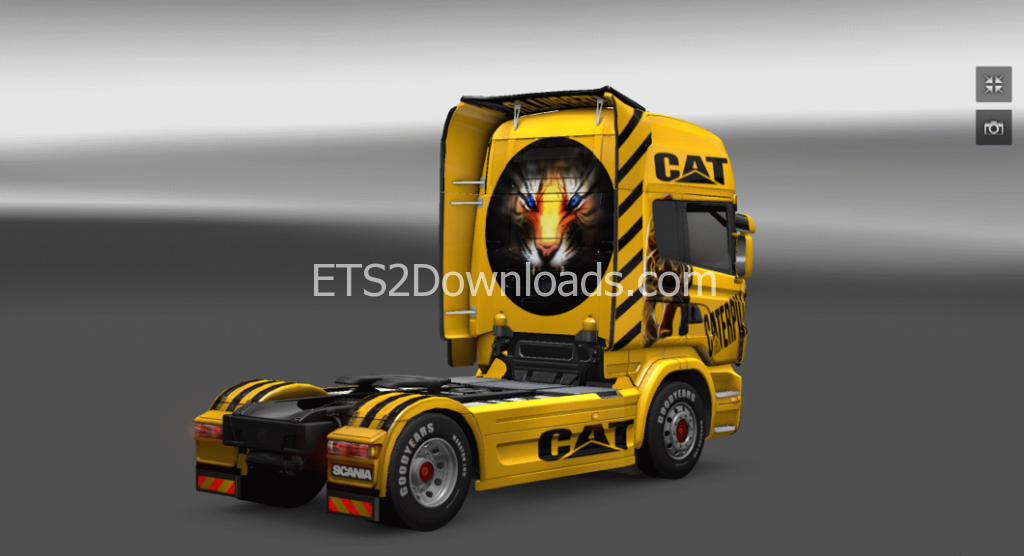 cat-skin-for-scania-ets2-3