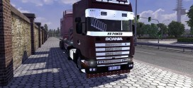 Custom Pipe Sound for Scania V8