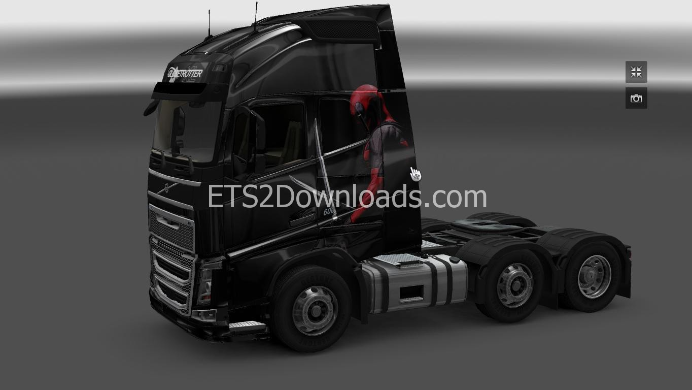 deadpool-skin-for-volvo-ets2