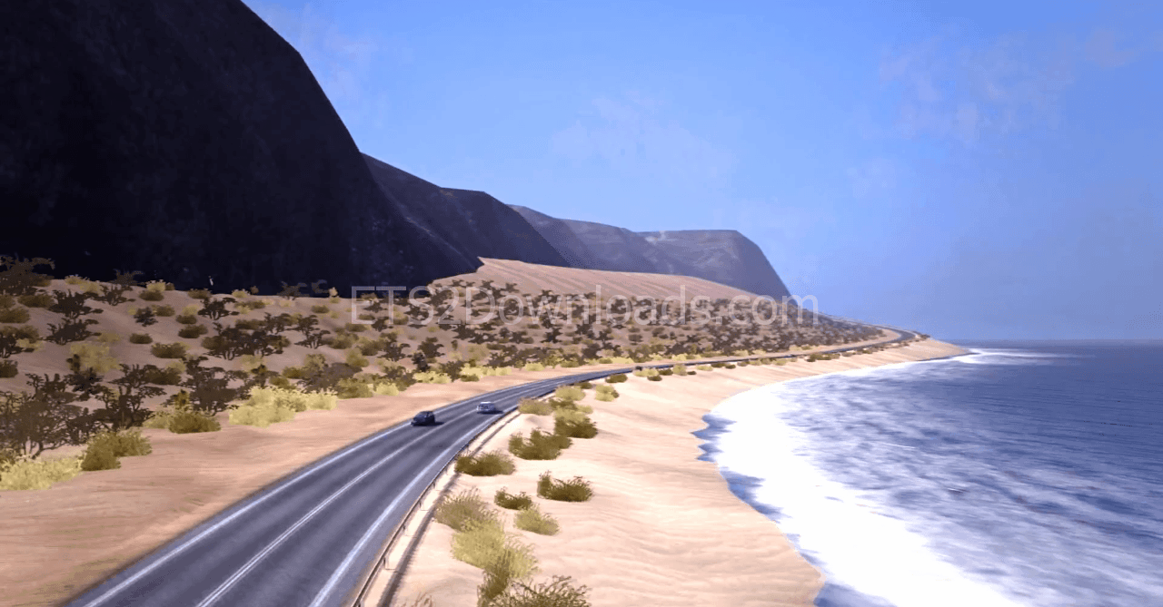 Europe and Africa Map MultiMod v5.5: Best Map for ETS2!