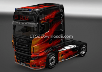 fire-skin-for-scania-r700-ets2-1
