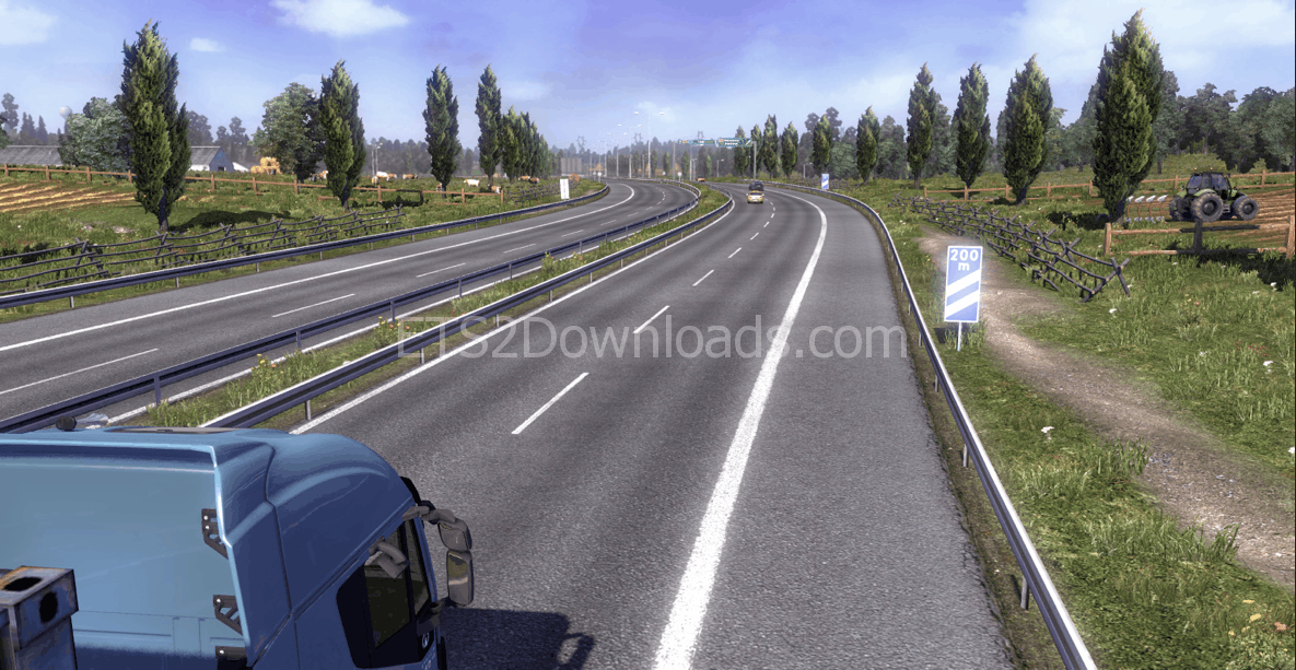 Download Going East! DLC for Euro Truck Simulator 2