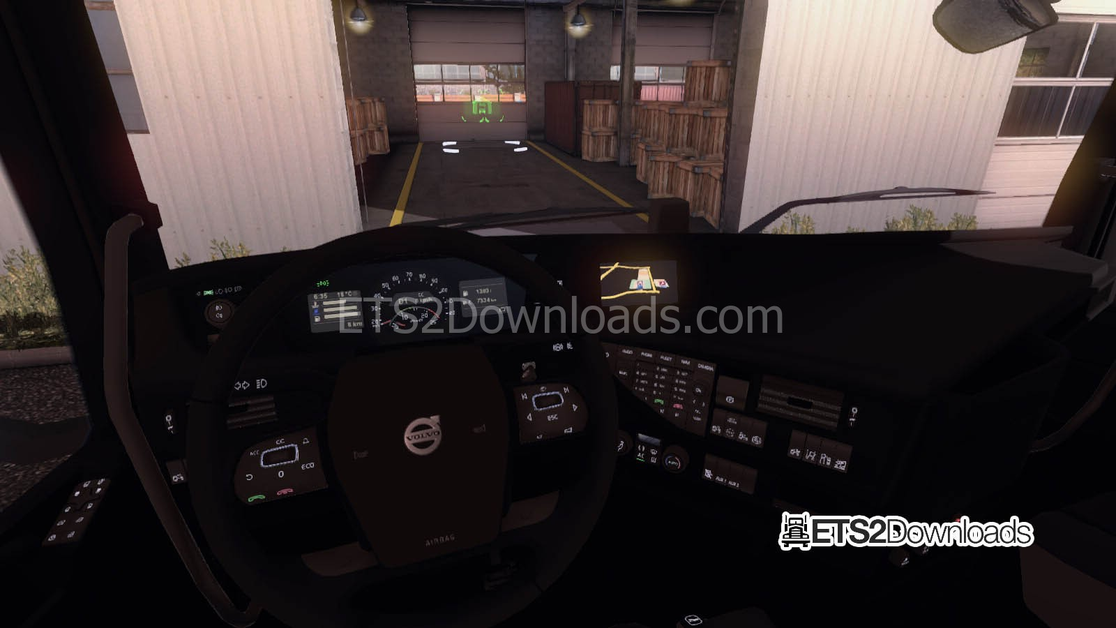 black-interior-for-volvo-2012-ets2-1