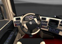 carbon-cream-interior-for-renault-magnum-ets2-1