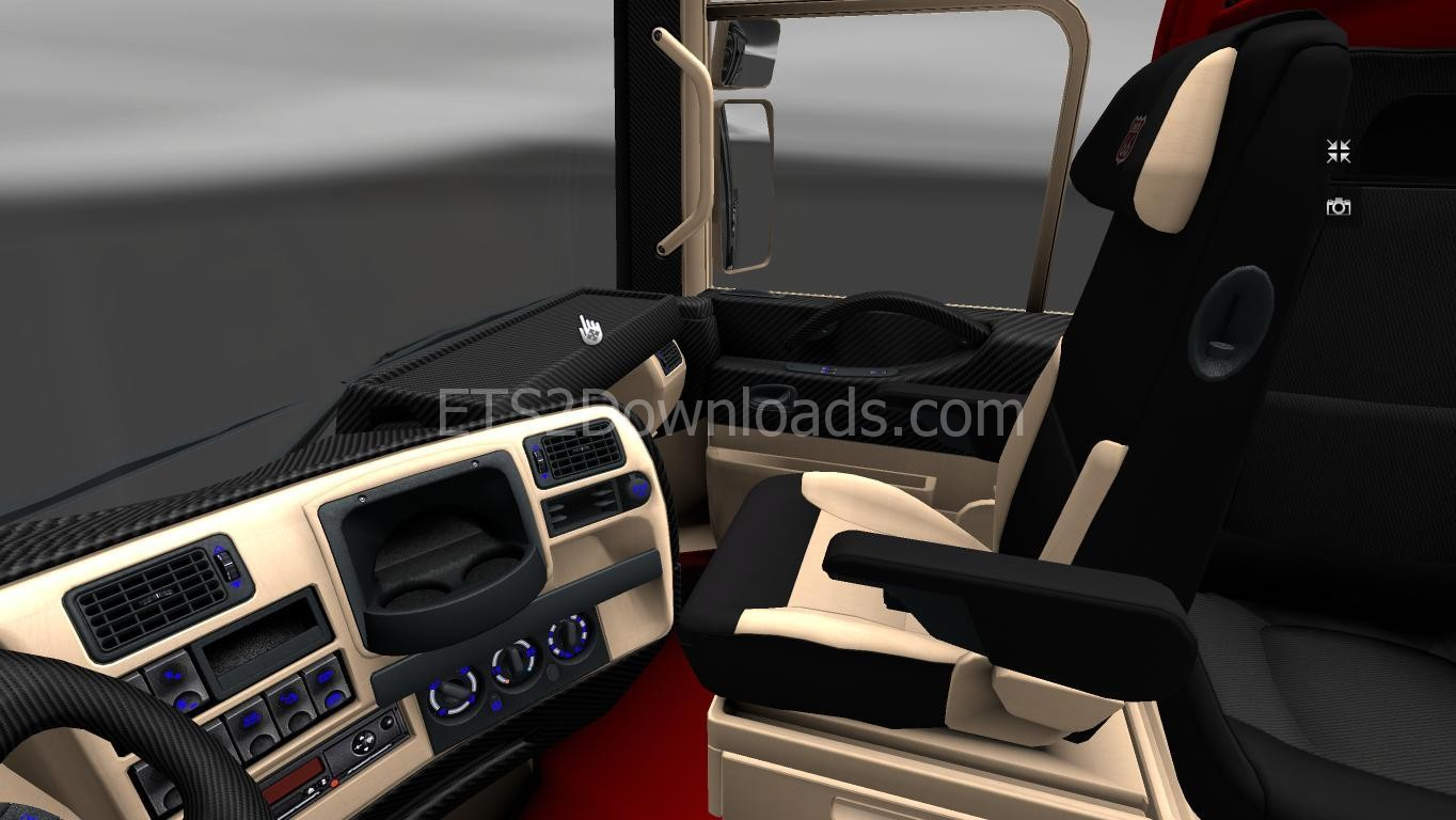 carbon-cream-interior-for-renault-magnum-ets2-2