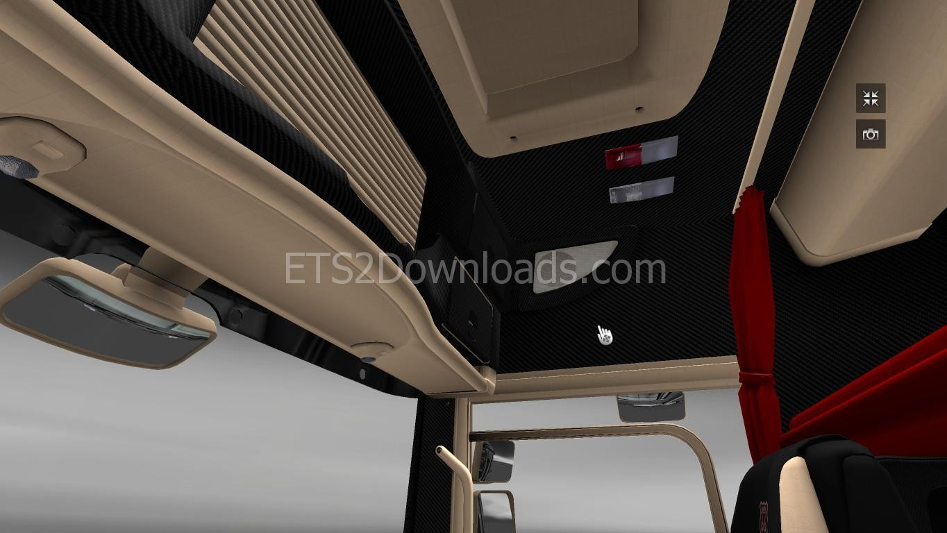 carbon-cream-interior-for-renault-magnum-ets2-3