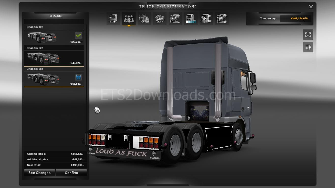 chassis-6x2-6x4-for-daf-xf-ets2-2