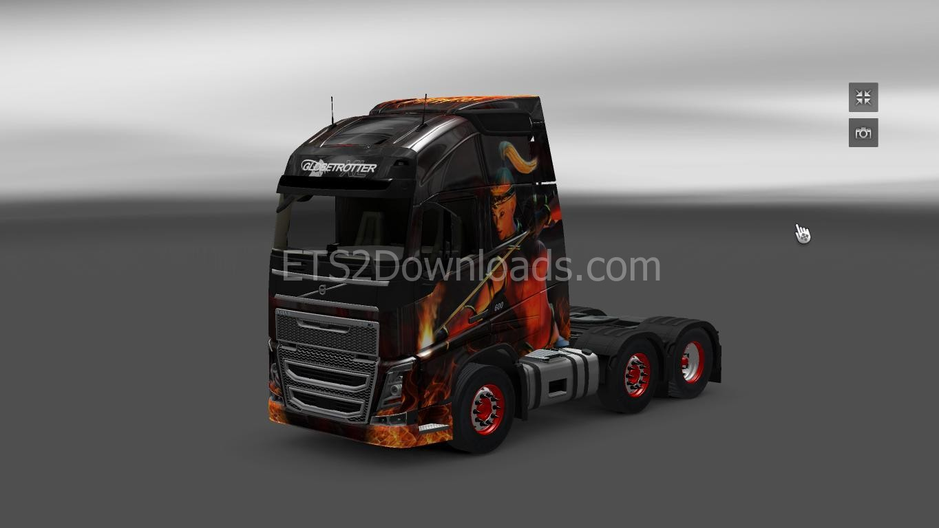 diablo-skin-for-volvo-ets2-1