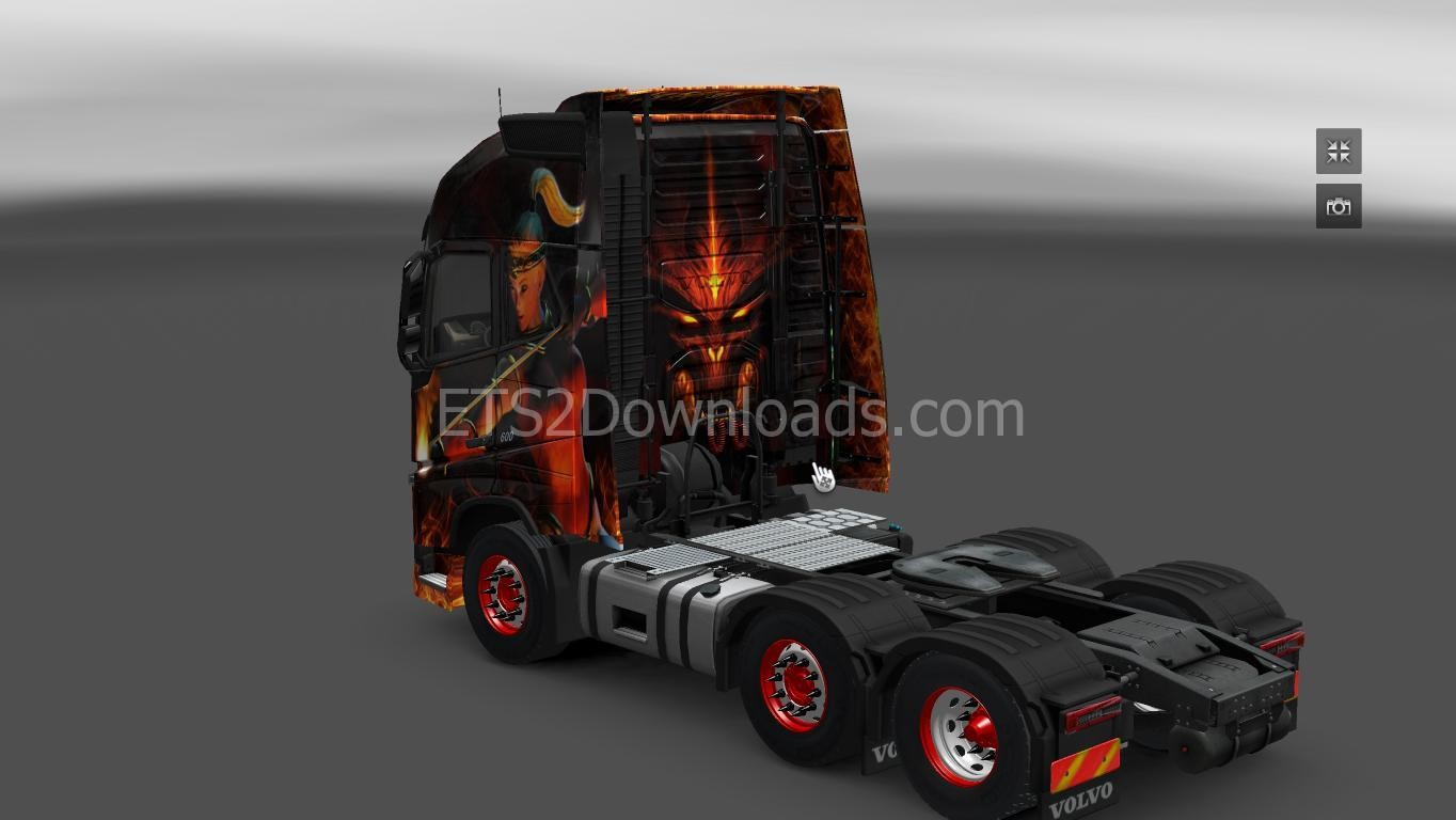 diablo-skin-for-volvo-ets2-2