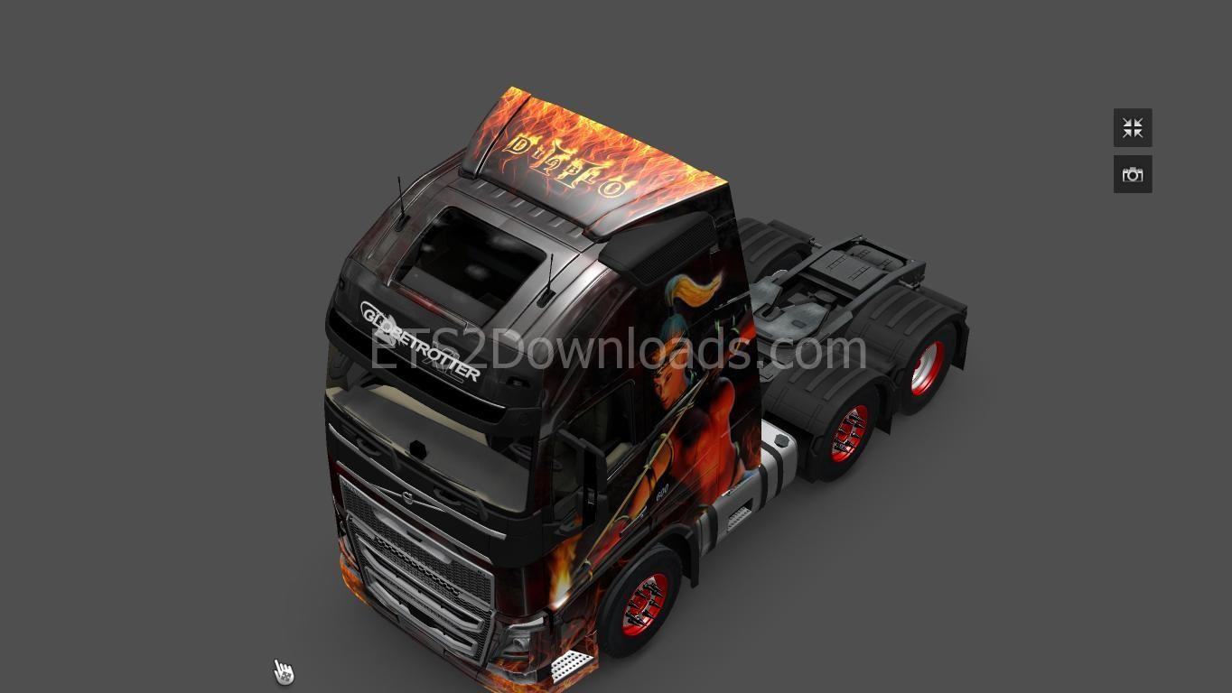 diablo-skin-for-volvo-ets2-3