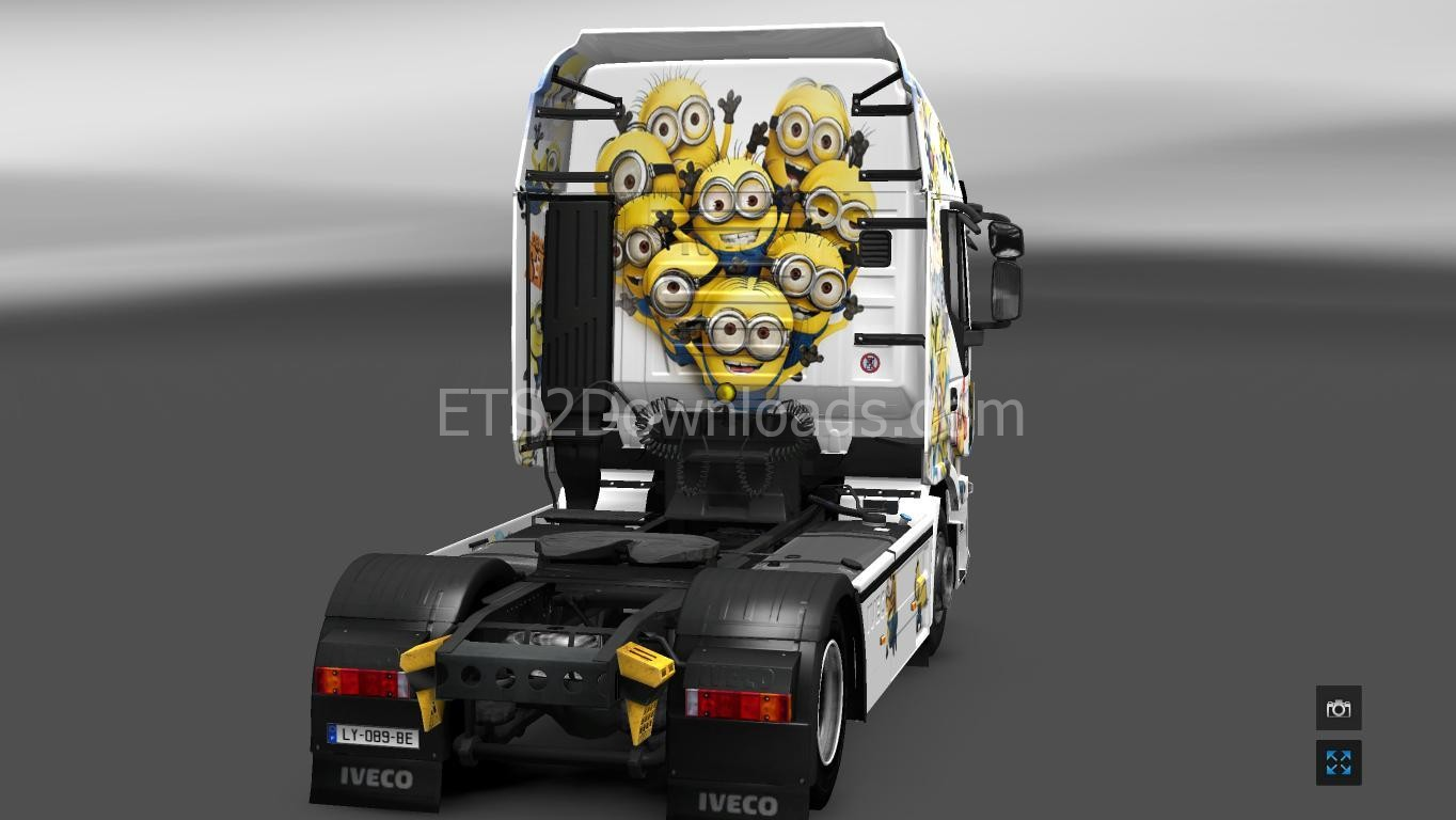 minions-skin-for-iveco-ets2-2