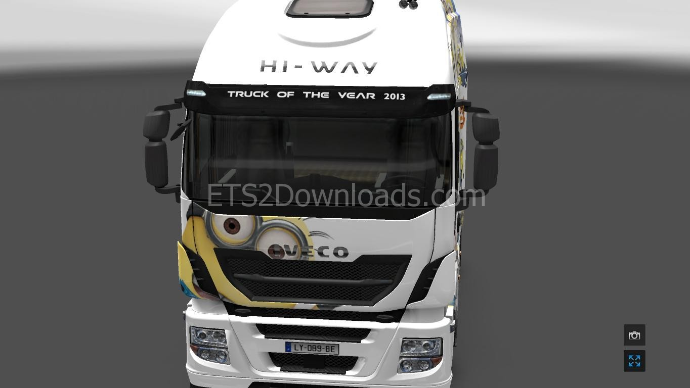 minions-skin-for-iveco-ets2-3