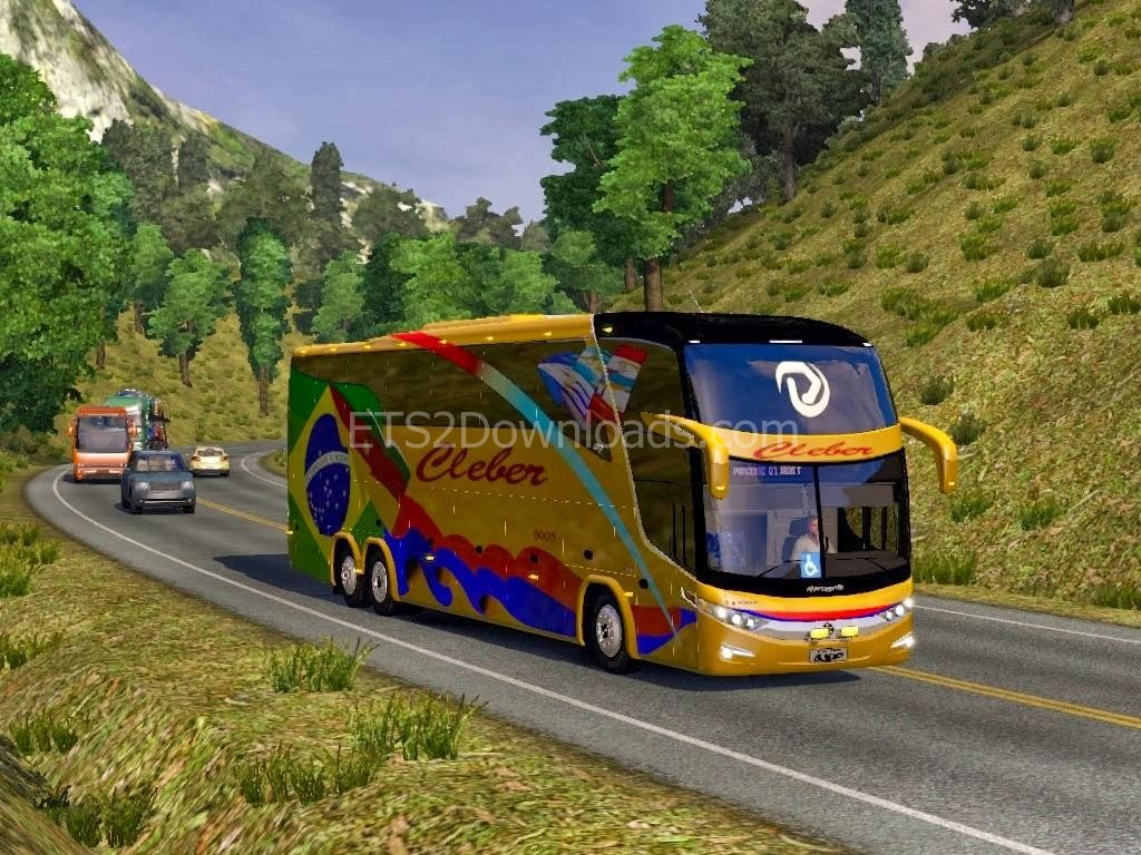 New Bus: G7 LD 1600 6x2