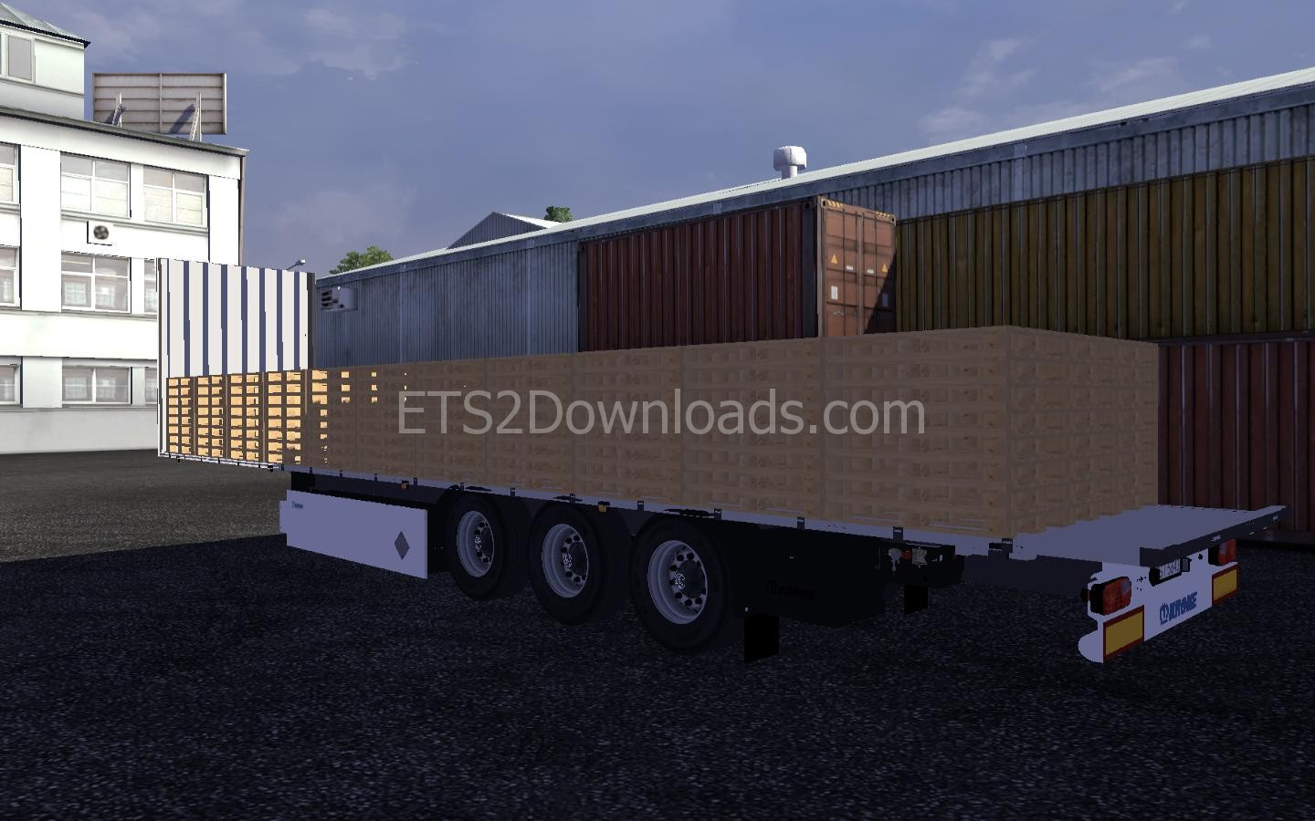 pallets-krone-trailer-ets2