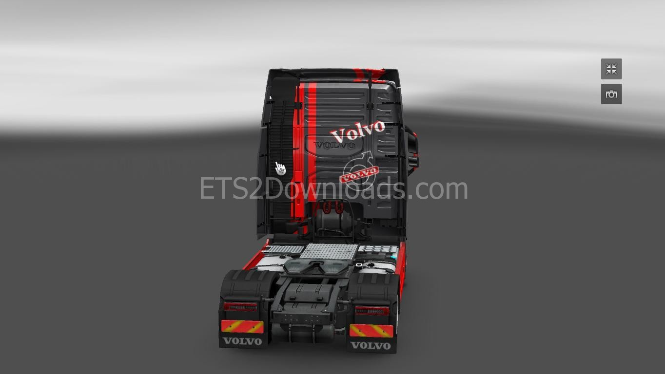 red-grey-skin-for-volvo-ets2-2