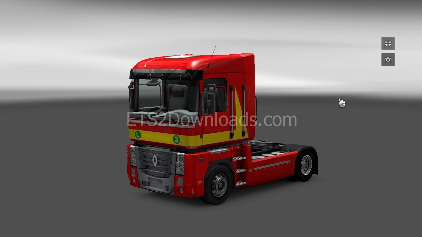 red-skin-for-renault-magnum-ets2-1