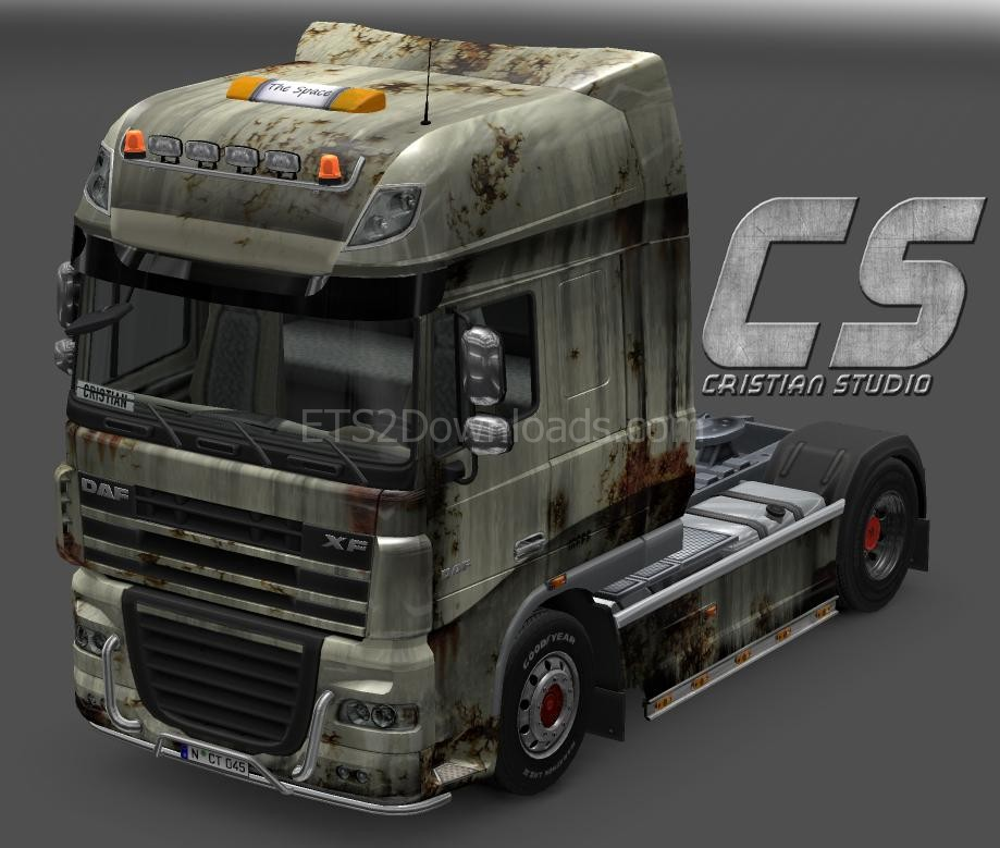 rust-skin-for-daf-ets2-1