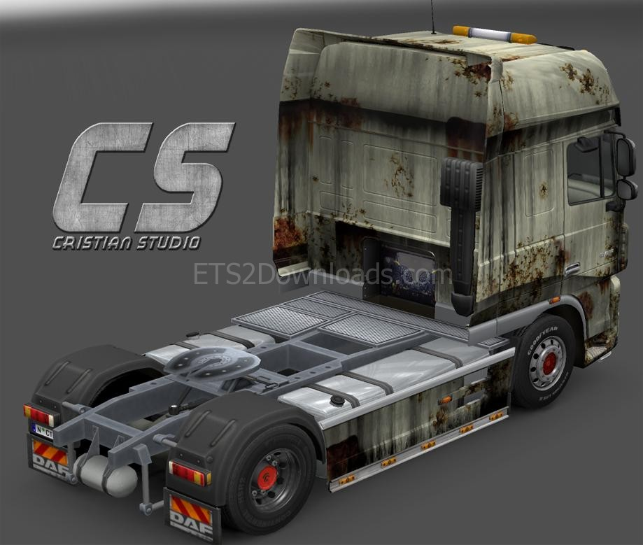 rust-skin-for-daf-ets2-2