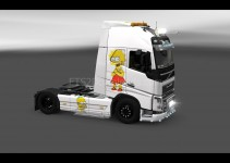 the-simpsons-skin-for-volvo-ets2-1