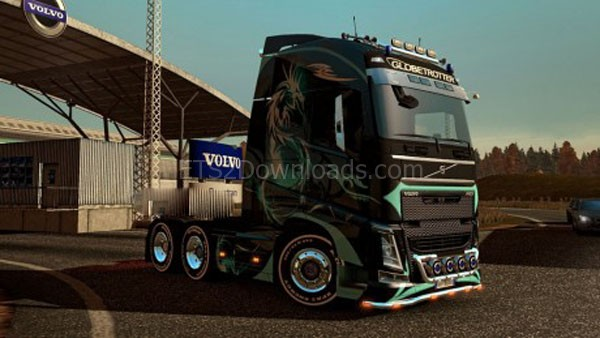 green-dragon-skin-for-volvo-ets2-1