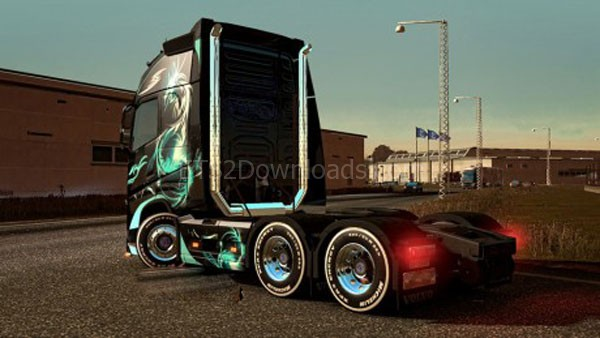 green-dragon-skin-for-volvo-ets2-2