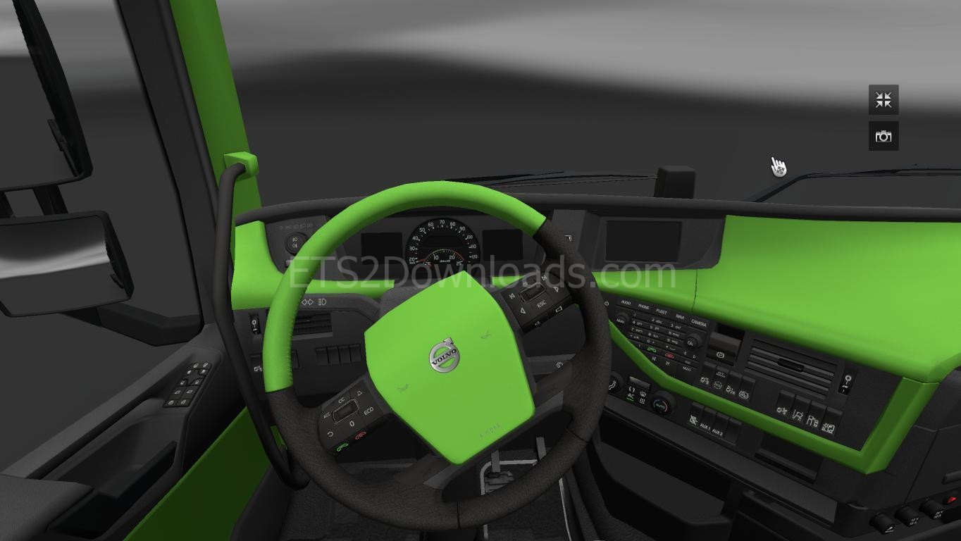 green-interior-for-volvo-2012-ets2-1