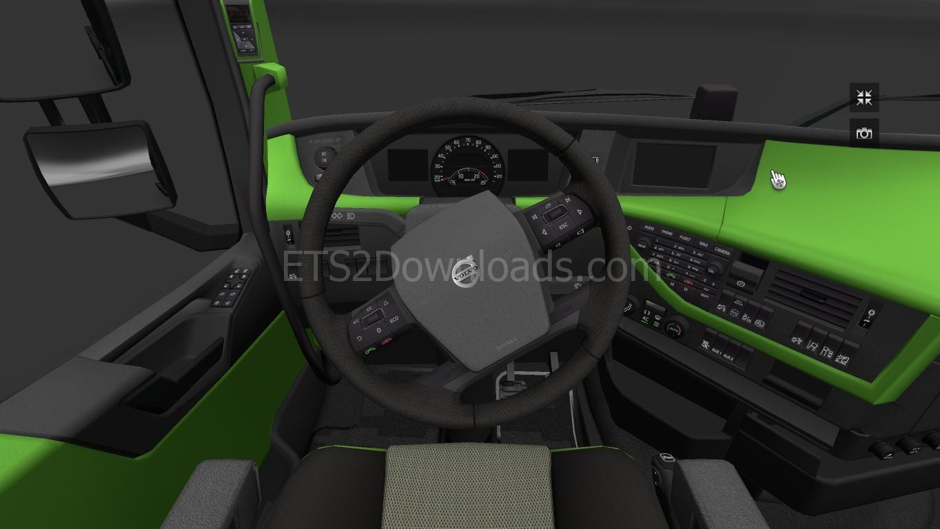 green-interior-for-volvo-2012-ets2-2