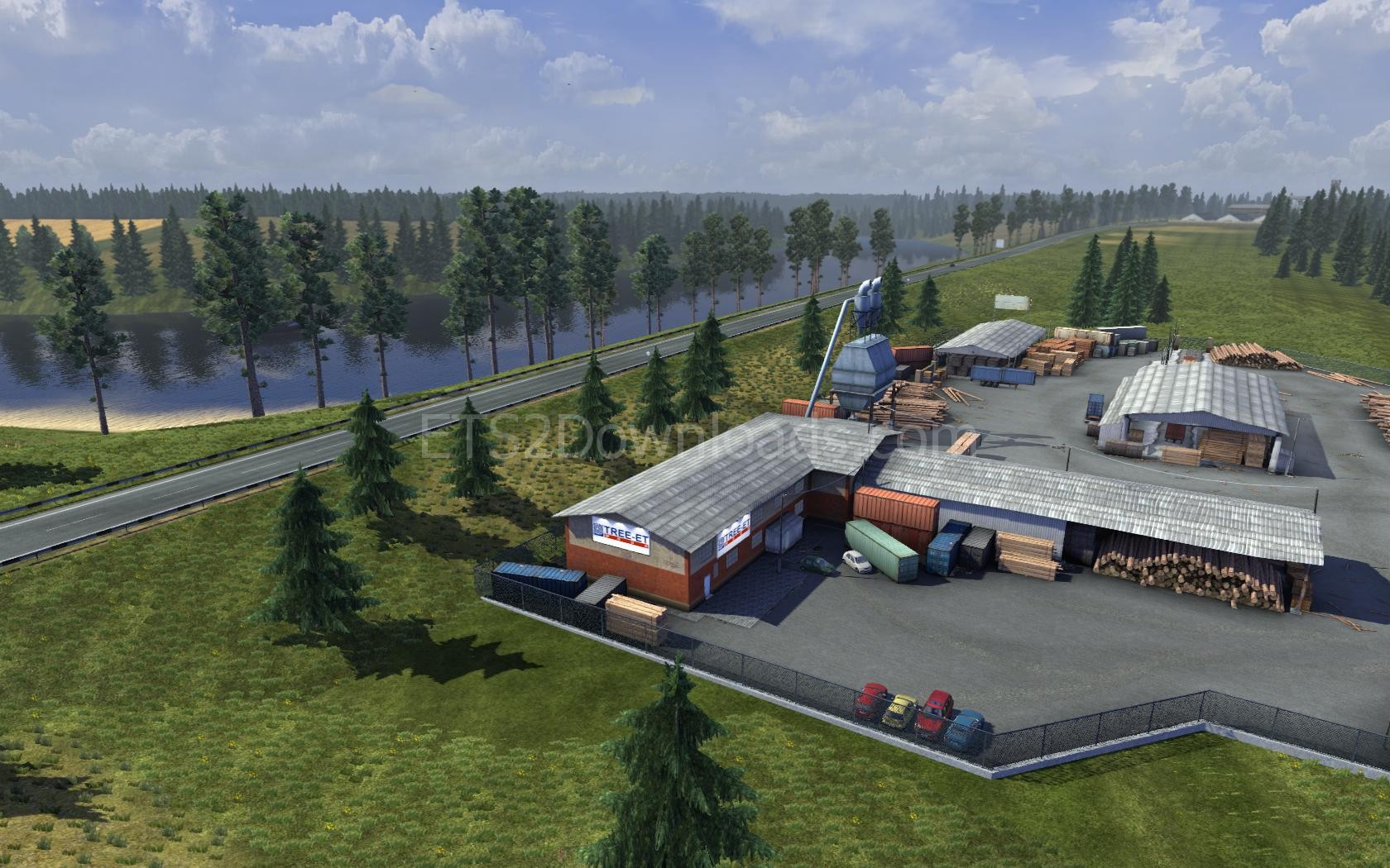 Rus Map V1 0 For Ets2 1