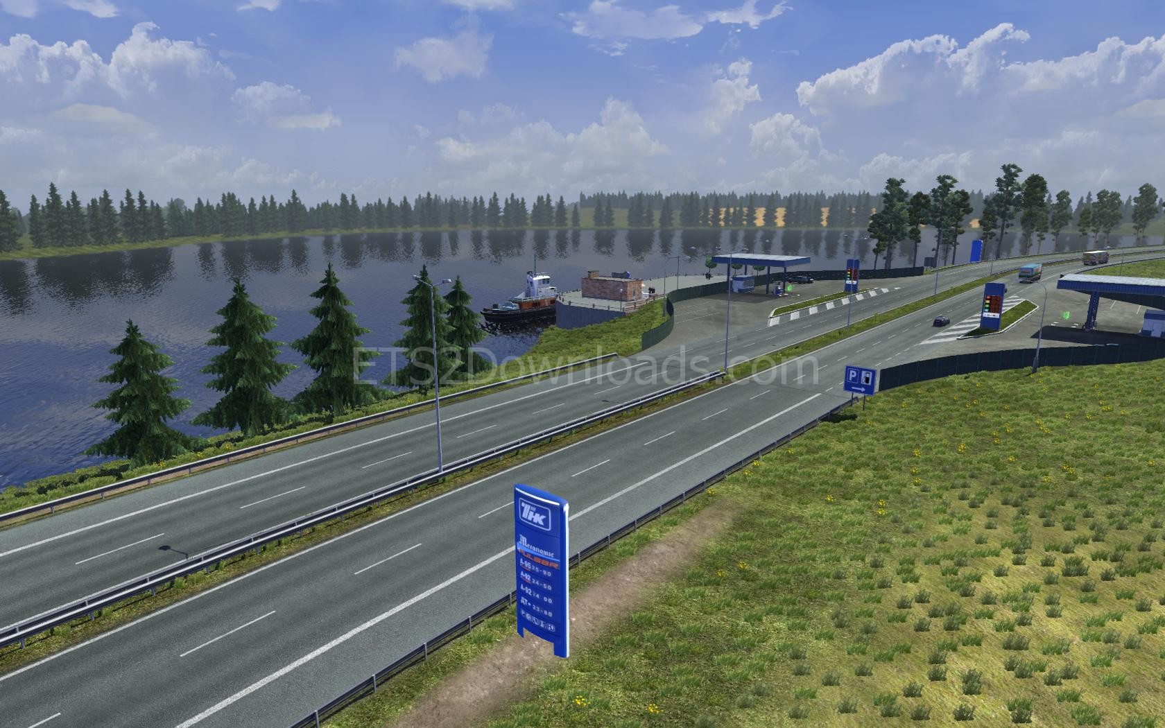 Rus Map V1 0 For Ets2 2
