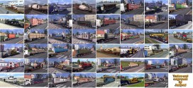 Trailers and Cargo Pack by Jazzycat v2.8