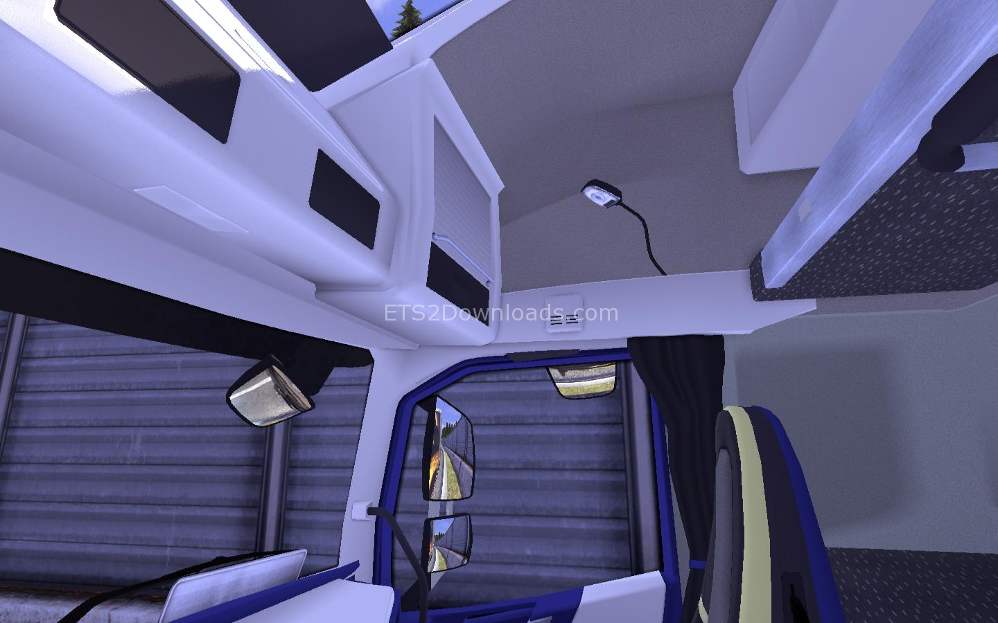 bluewhite-interior-for-volvo-fh16-ets1-1