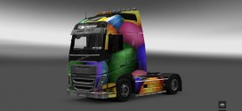 Easter Skin for Volvo FH16