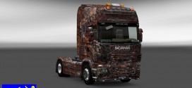 Ferrugem Skin for Scania