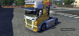 Heinhuis Skin for Scania R