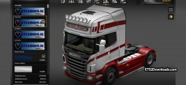 JSC Skin Pack for Scania