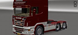 Scania R730: Holland v2.0