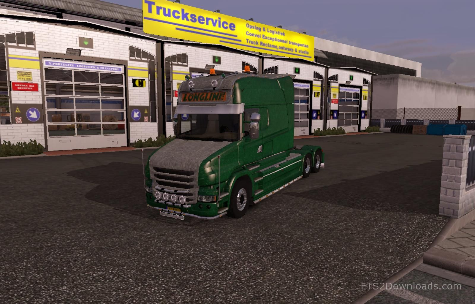 groen-metallic-effect-skin-for-scania-t-longline